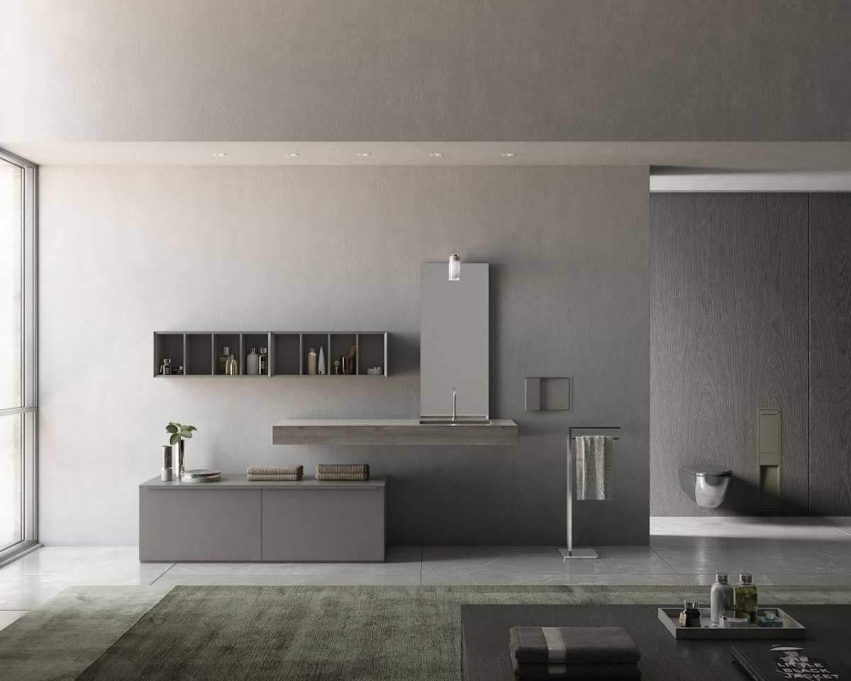 Inda Bathroom on sale | LOGICO | Restelli Milan and Como
