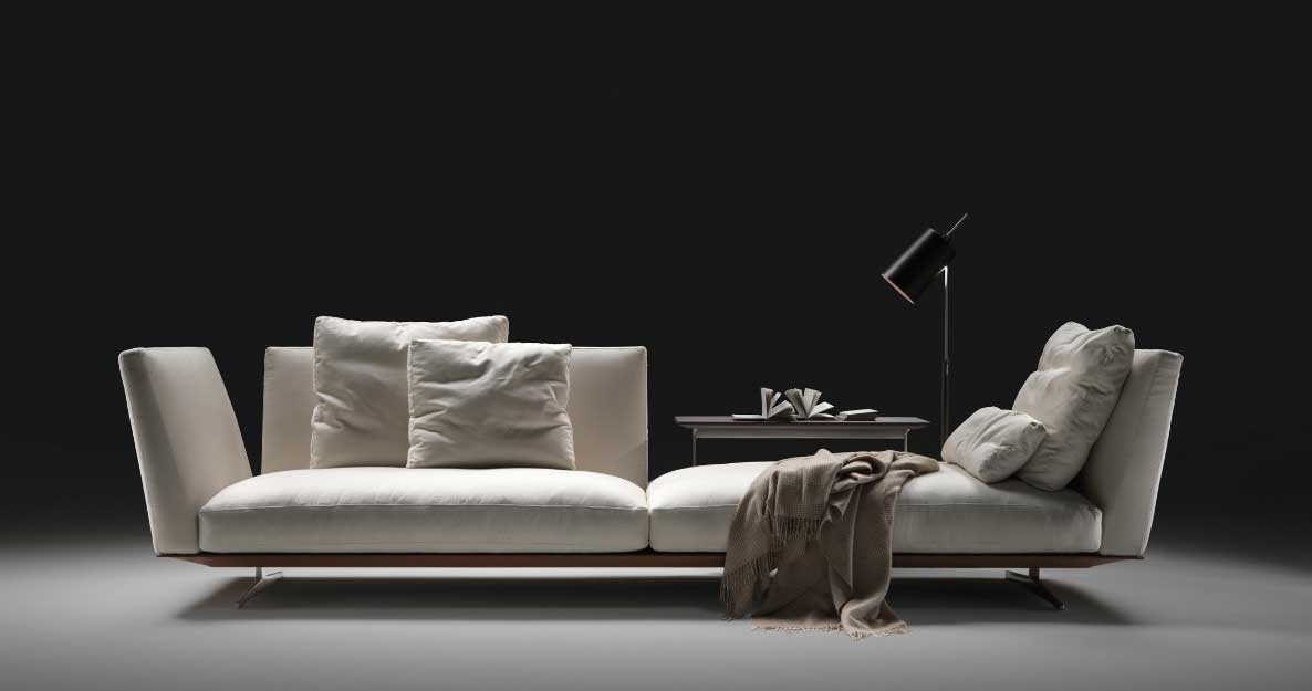 Flexform Sofas and accessories on sale | EVERGREEN | Restelli Milan and Como