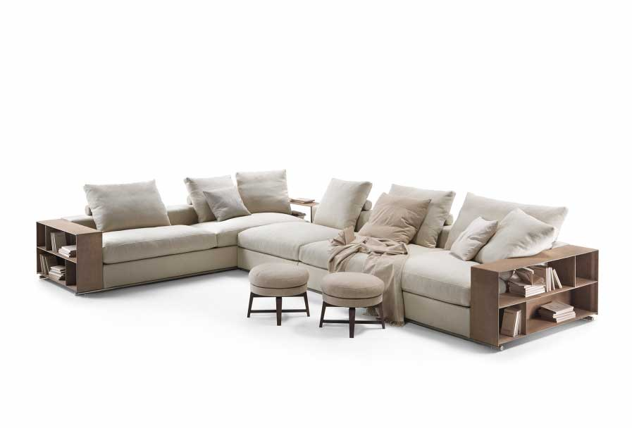 Flexform Sofas and accessories on sale | GROUNDPIECE | Restelli Milan and Como