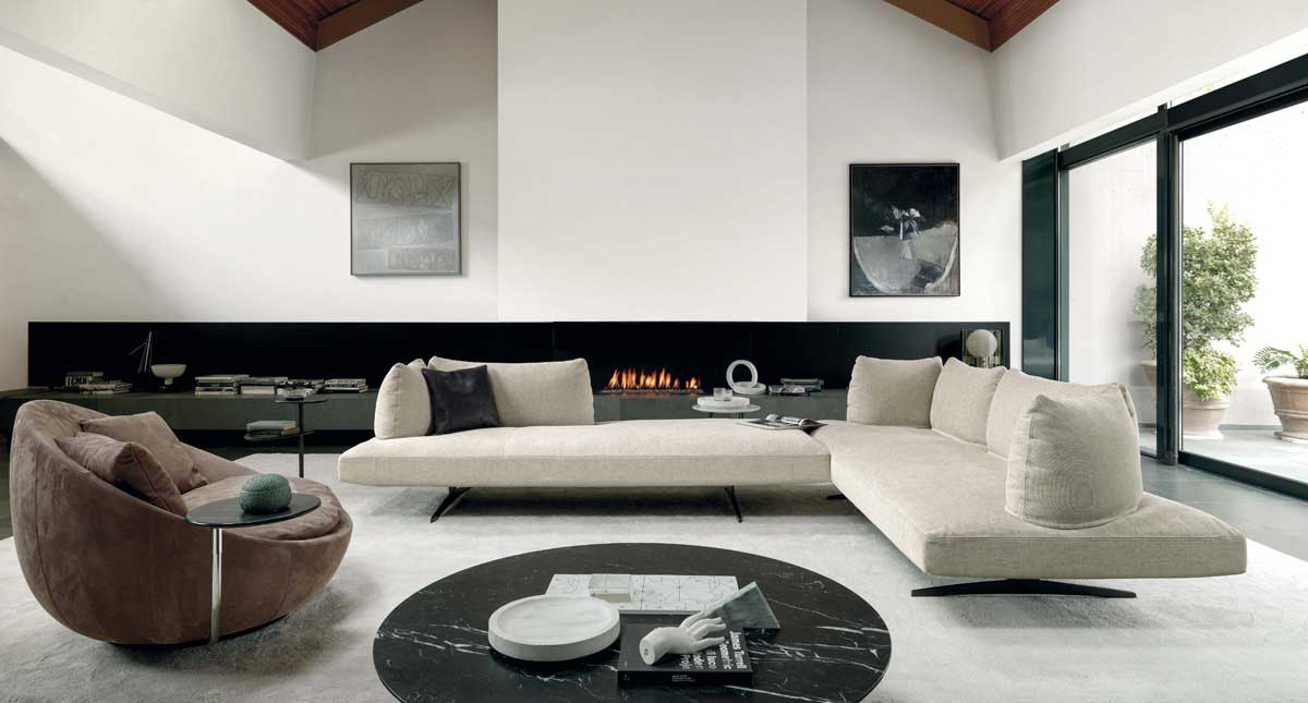 desirèe Sofas and accessories on sale | LOVELY DAY | Restelli Milan and Como