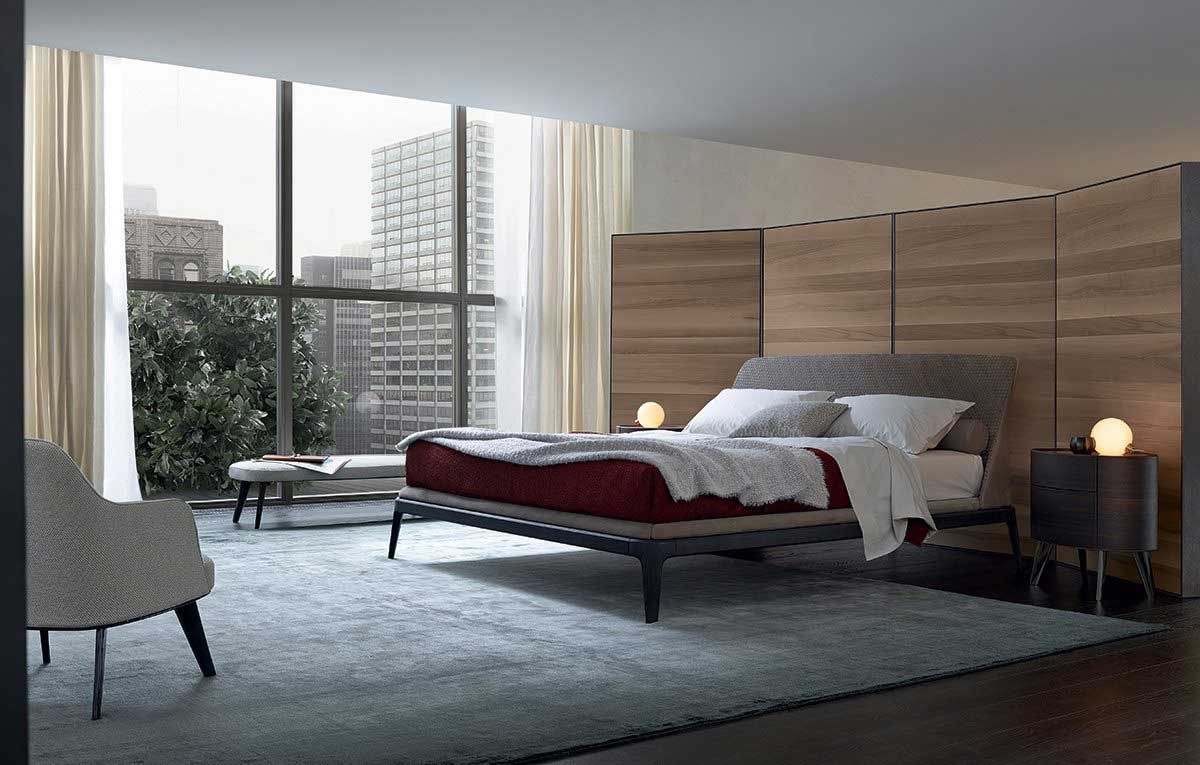 Poliform Bedroom on sale | KELLY | Restelli Milan and Como