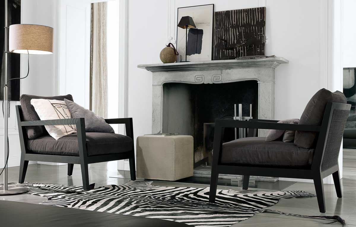 Poliform Sofas and accessories on sale | CAMILLA | Restelli Milan and Como
