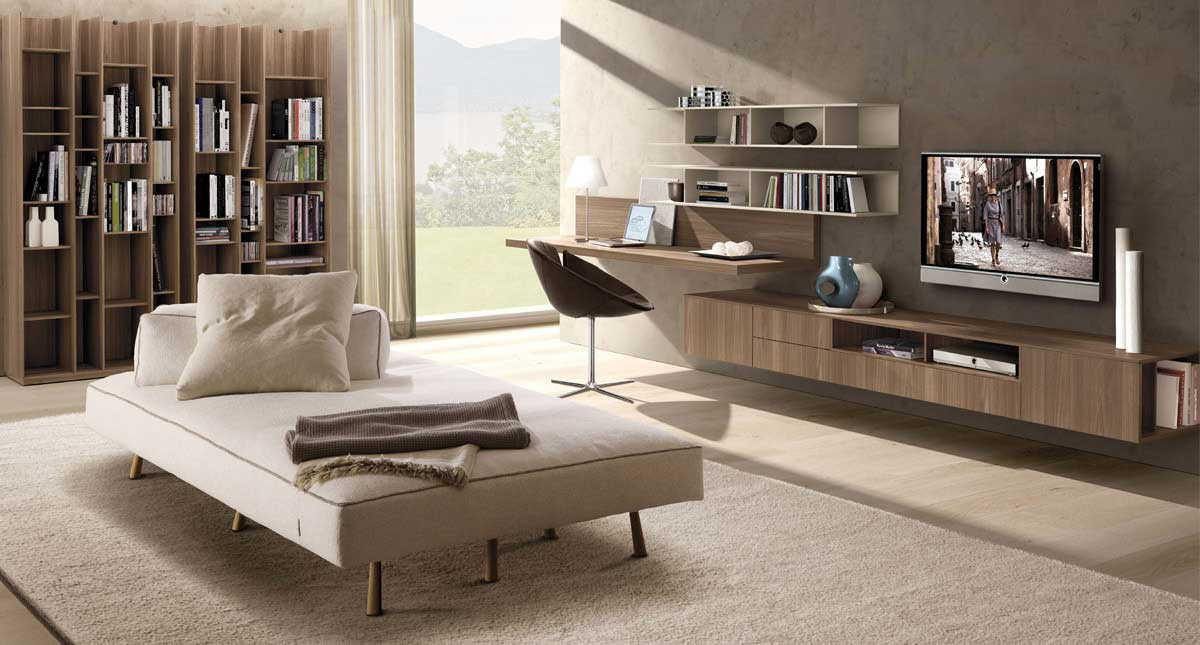 Zalf Living Room on sale | MONOPOLI | Restelli Milan and Como