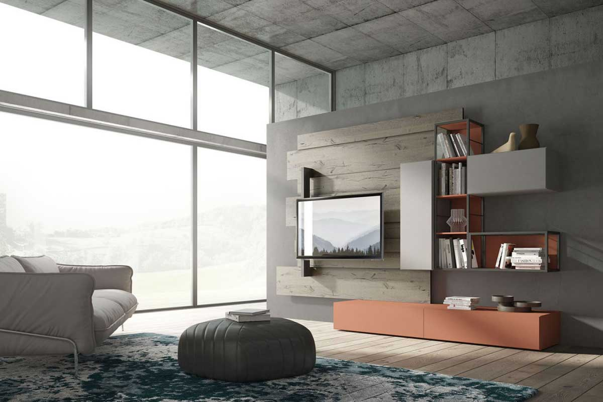 Fimar Living Room on sale | REBEL SYSTEM | Restelli Milan and Como