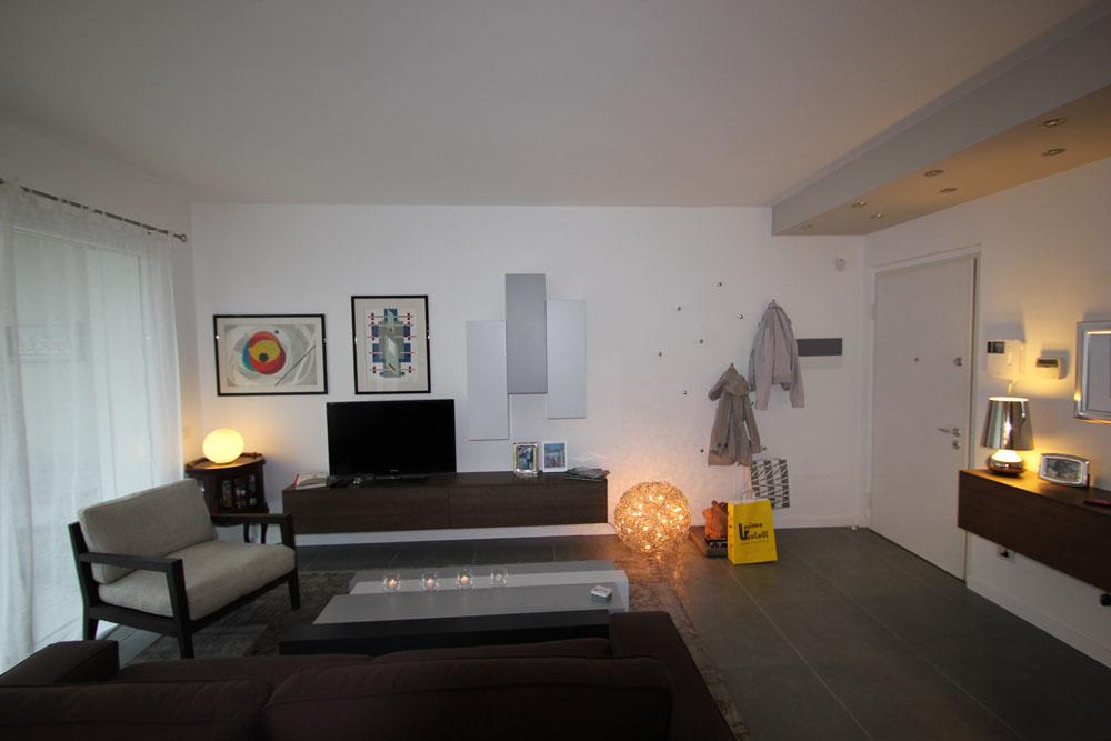 Esempio arredamento casa da 50 a 100 mq progetto restelli for Arredare appartamento 100 mq