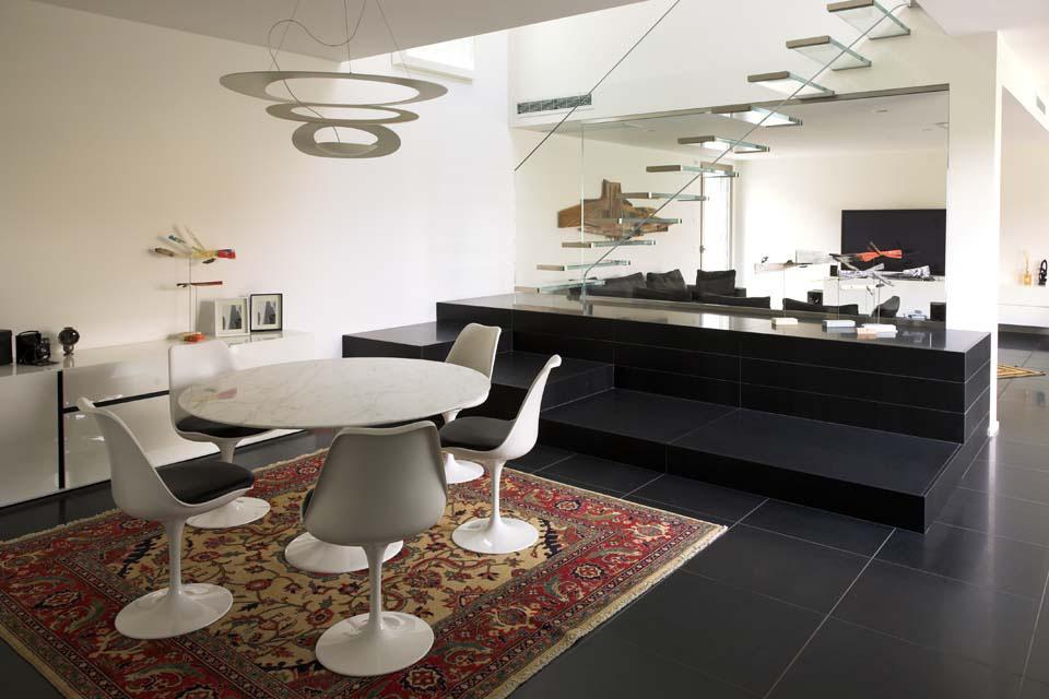 Idee per arredare piccolo soggiorno con angolo cottura for Arredamenti per ingresso appartamento