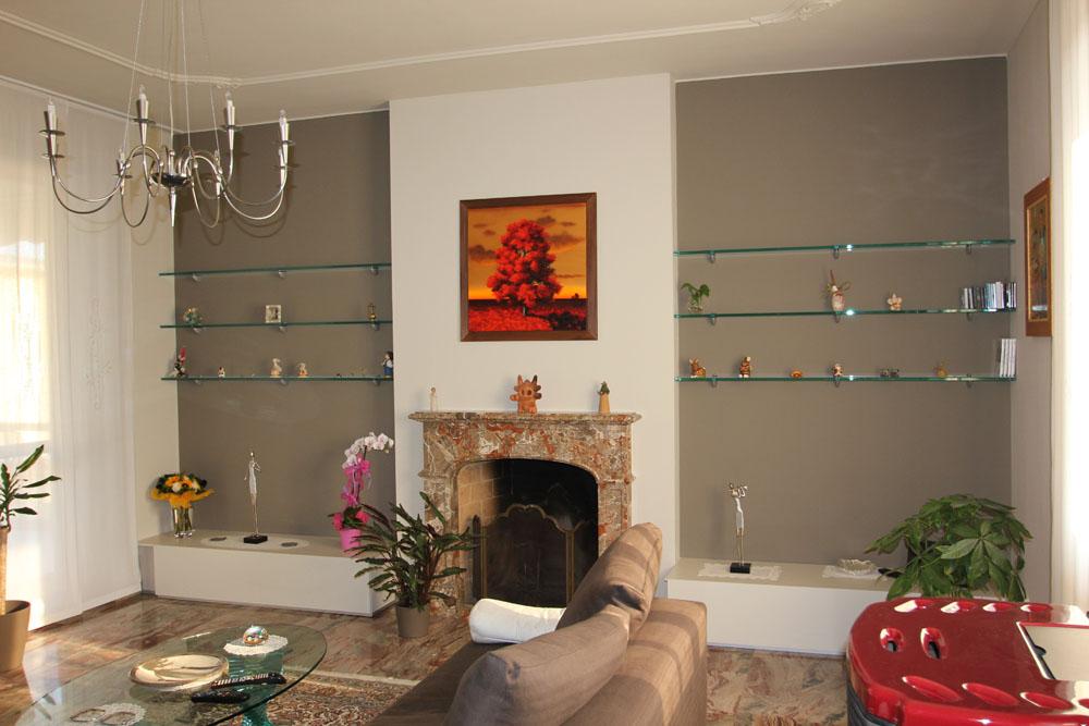 Idee arredamento soggiorno cucina a vista dalle realizzazioni Restelli