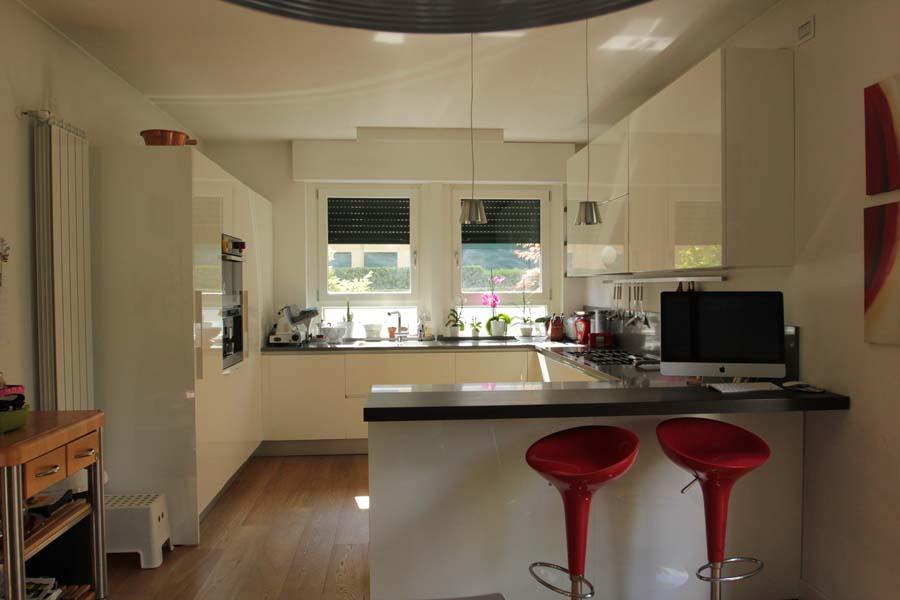 consigli e idee come arredare una casa su due piani restelli