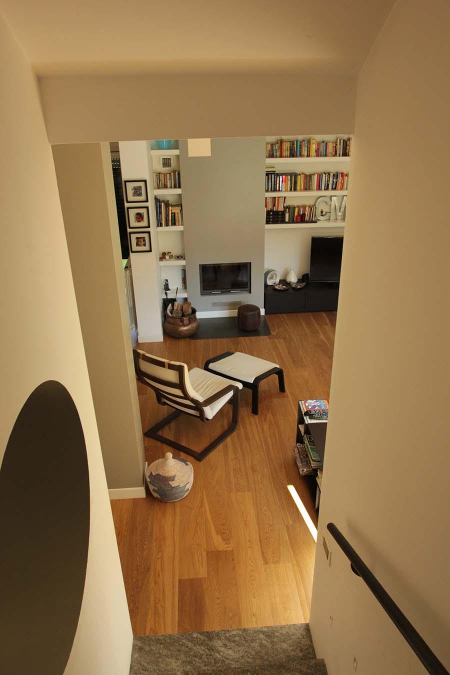 Consigli e idee come arredare una casa su due piani restelli for Stampare piani di casa