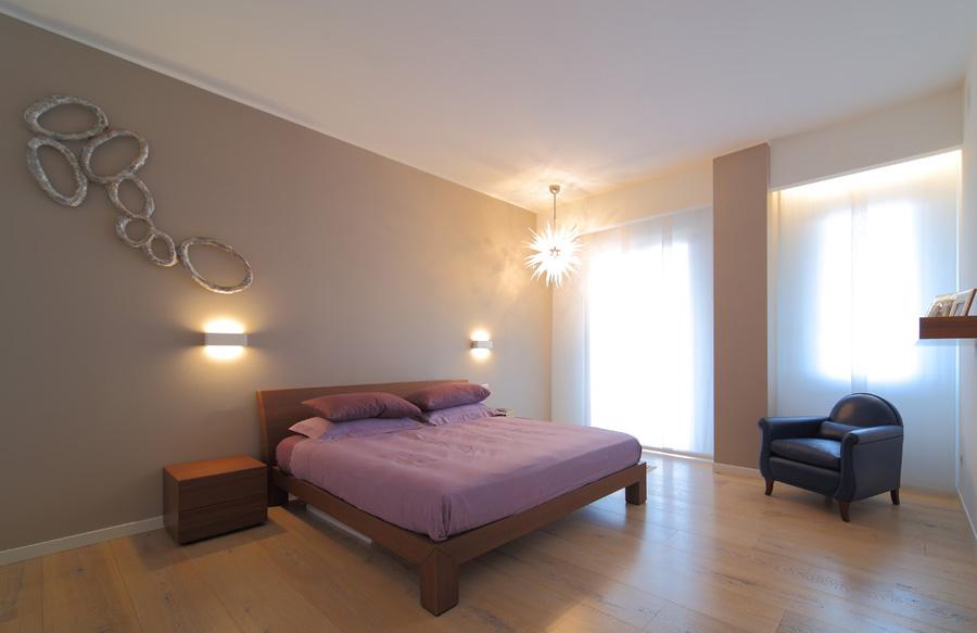 Esempi arredamento camera da letto realizzazioni restelli for Esempi di arredamento