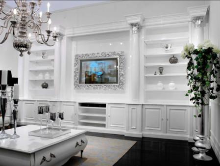 Esempi arredamento di lusso per interni ideati da restelli for Piani di casa di lusso con foto di interni