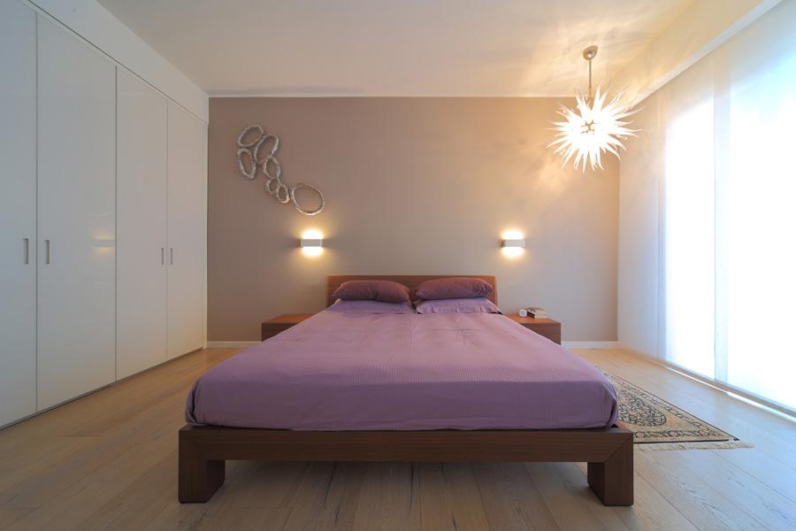 Esempi arredamento camera da letto realizzazioni restelli for Arredamento camera da letto design