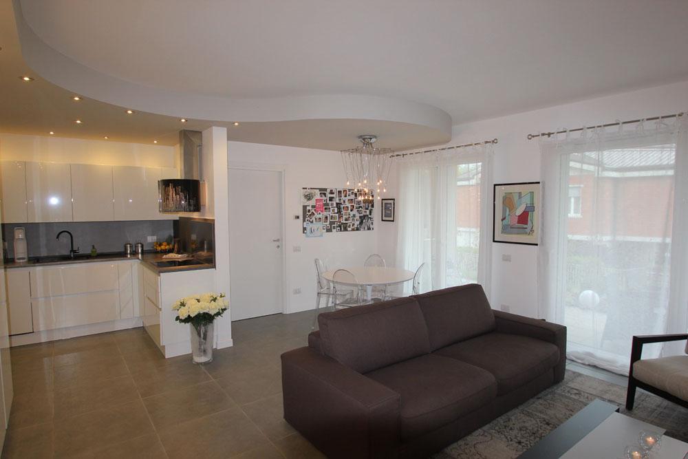 Esempio arredamento casa da 50 a 100 mq progetto restelli for Arredare casa 100 mq