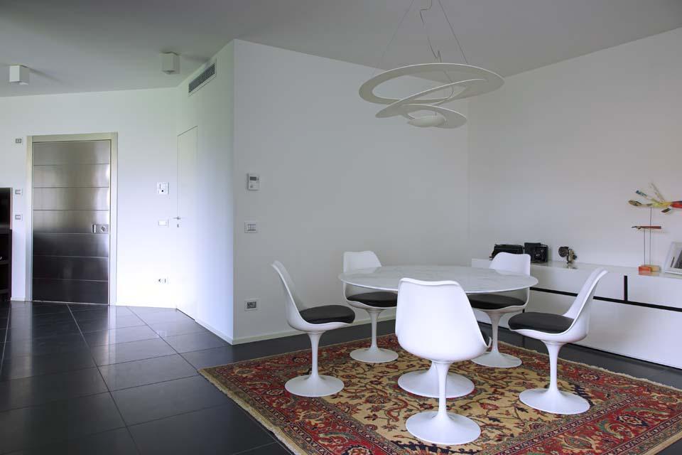 Angolo Cottura Soggiorno : Idee per arredare piccolo soggiorno con angolo cottura restelli
