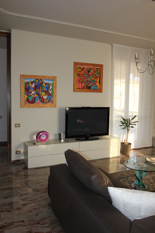 Idee arredamento soggiorno cucina a vista dalle ...