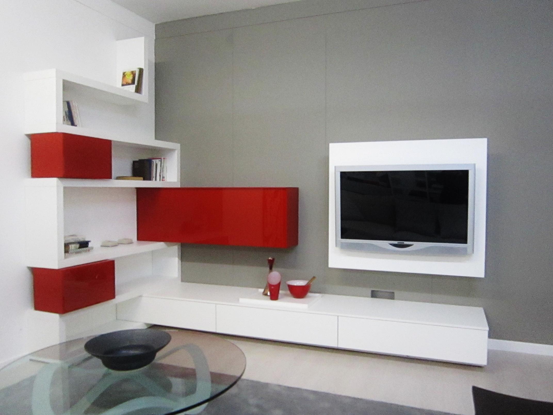 Awesome Mobili Soggiorno Offerte Contemporary - House Design Ideas ...