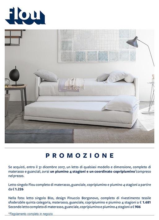 Promozione flou copripiumini for Arredo bongiorni
